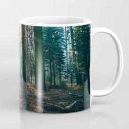 The woods are deep Coffee Mug