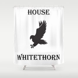 TOG House Whitethorn Shower Curtain