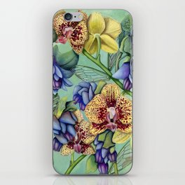 Lost Wing In Bloom iPhone Skin