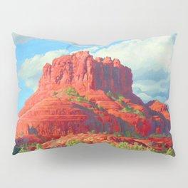 Big Bell Rock Sedona by Amanda Martinson Pillow Sham