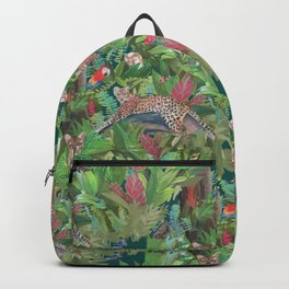Into the Wild Emerald Forest Backpack