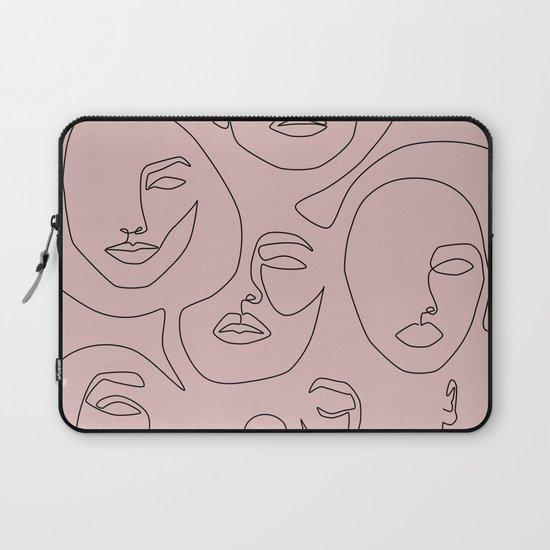 Blush Faces by explicitdesign