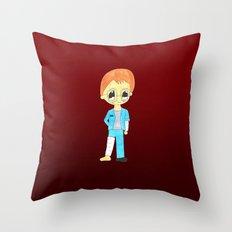 MiniLucas Throw Pillow