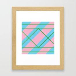 The Love Framed Art Print