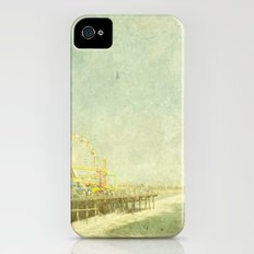 Santa Monica Ferris Wheel Slim Case iPhone (4, 4s)
