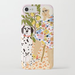 The Chaotic Life iPhone Case