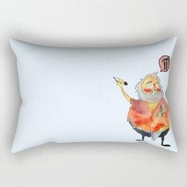 Pi Power! Rectangular Pillow