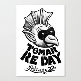 Tomar Re Day Canvas Print
