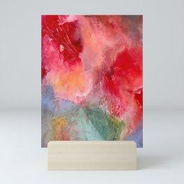 Raining Fire Mini Art Print