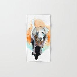 dog#20 Hand & Bath Towel