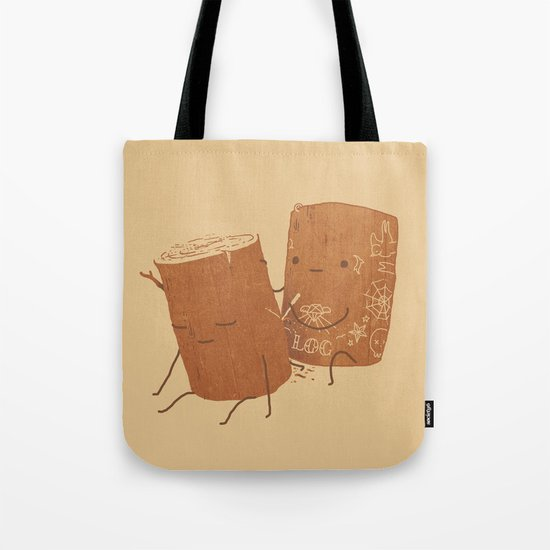 Loggy Modification Tote Bag