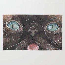 Der the Cat - artist Ellie Hoult Rug