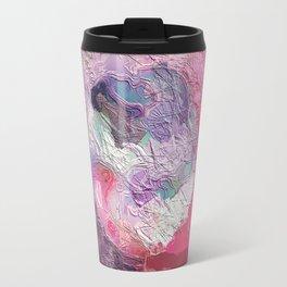 Abstract Mandala 209 Travel Mug