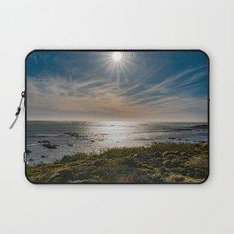 Sunstar Ano Nuevo State Reserve California Coast Laptop Sleeve