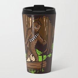 The Bigfoot of Endor Travel Mug