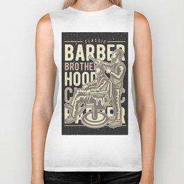 Barber Brotherhood Biker Tank