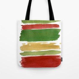 Christmas Colour Palette Tote Bag
