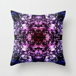 kaleidoscope4 Throw Pillow