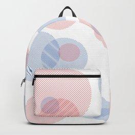 Pastel Circles Backpack