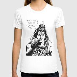 Shiva Power T-shirt