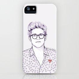 Sweetheart N iPhone Case