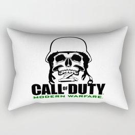 COD Modern Warfare Rectangular Pillow