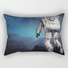 Searching Home Rectangular Pillow