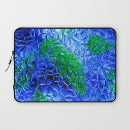 in the blue fern Laptop Sleeve