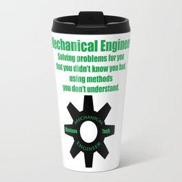 Montana Tech Mechanical Engineer Travel Mug