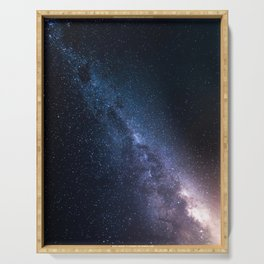 Sharp Milky Way Serving Tray