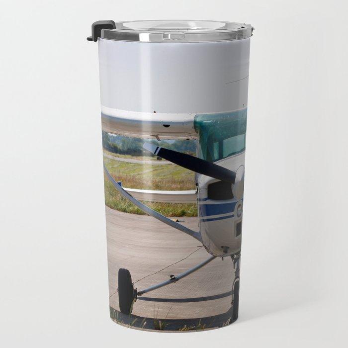 Cessna light aircraft Travel Mug