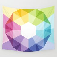 fig Wall Tapestries featuring Fig. 020 by Maps of Imaginary Places