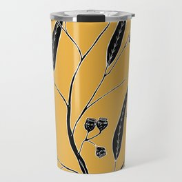 Bloodwood - Eucalyptus polycarpa Travel Mug