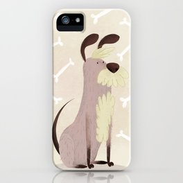 The Dog. iPhone Case