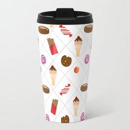 Delicious sweet pattern Travel Mug