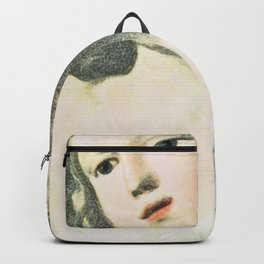 Flora - muse for Spring Backpack