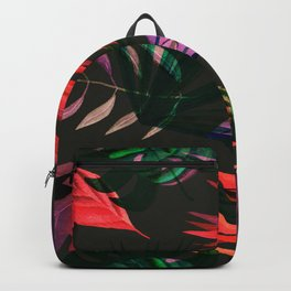 multicolored leaves i Backpack