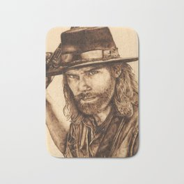 Hell on Wheels Inspired, Mr. Bohannon Bath Mat