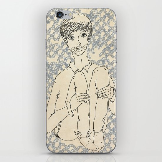 Brian iPhone & iPod Skin