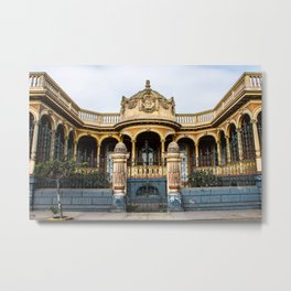Barranco Metal Print