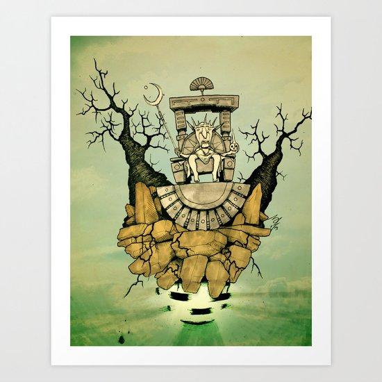 Air Apparent Art Print