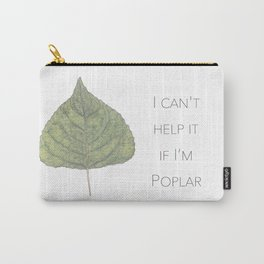 Poplar Sass Carry-All Pouch