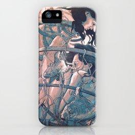 gemini cocoon iPhone Case
