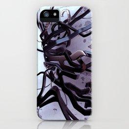 Shame 3D Graffiti iPhone Case