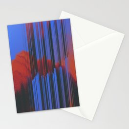 Sunset Melodic Stationery Cards