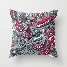 PEPO 1 Throw Pillow