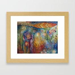 Rejuvenate Framed Art Print