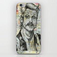 Gypsy Punk Eugene Hütz iPhone & iPod Skin