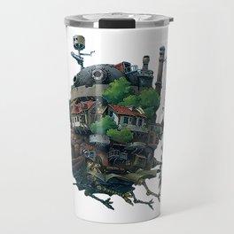 Studio Ghibli - Howl's Moving Castle Travel Mug