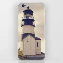 Cape Disappointment Lighthouse iPhone Skin